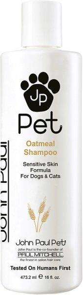 John Paul Pet® Oatmeal Shampoo 473,2ml