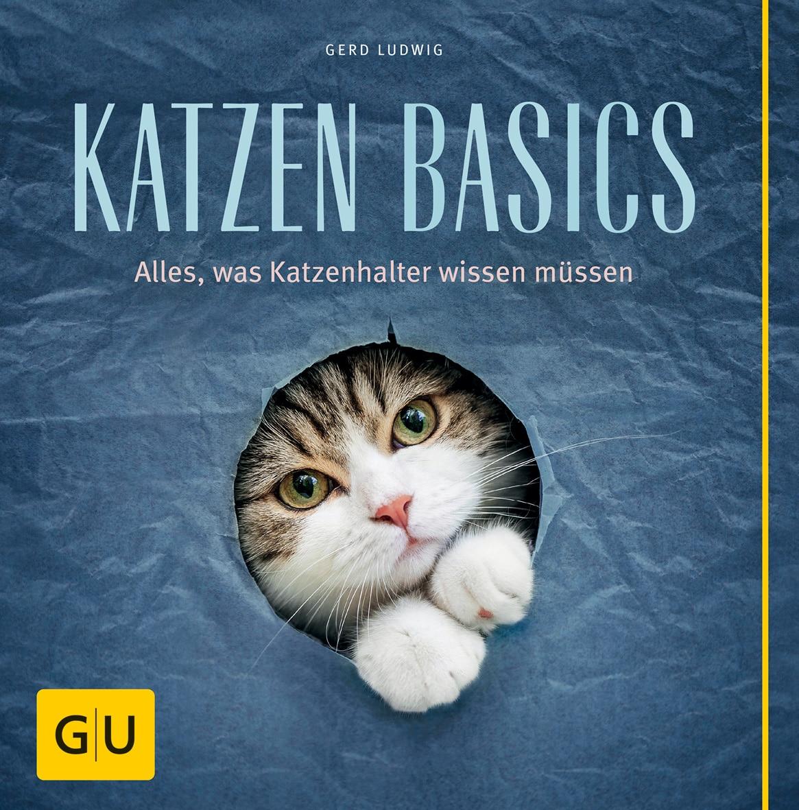 GU - Katzen-Basics [Gerd Ludwig]
