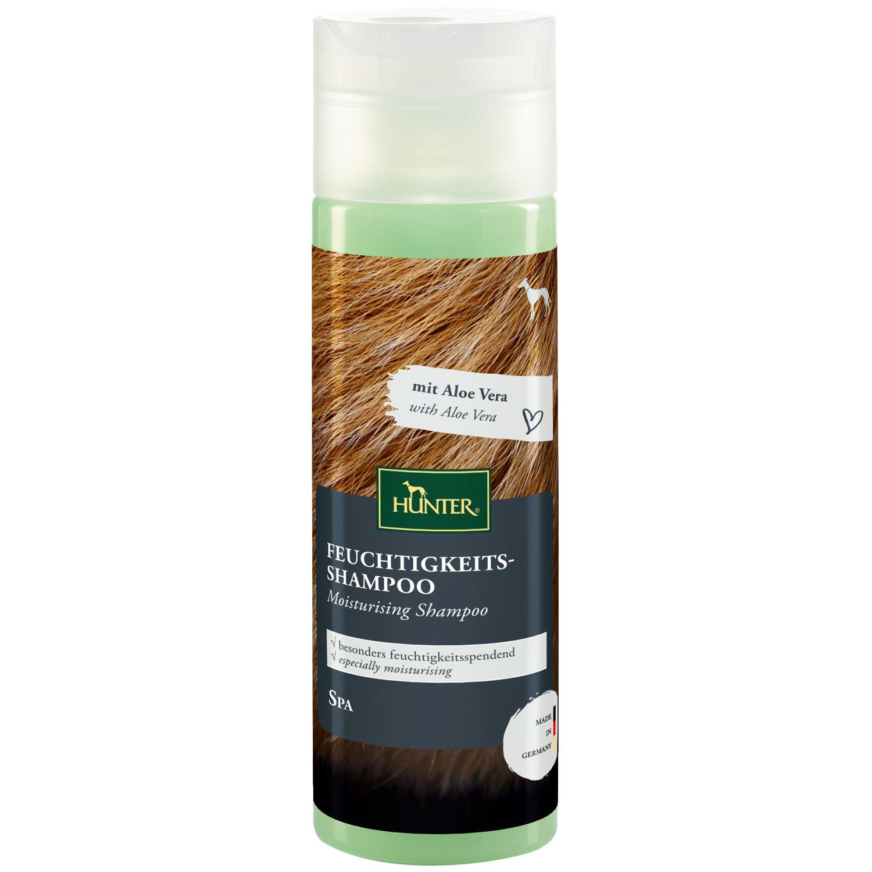 Hunter Shampoo Feuchtigkeit mit Aloe Vera 200ml