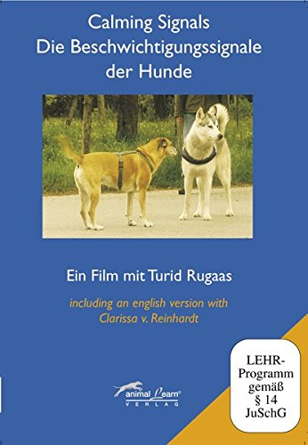 Animal Learn - DVD: Calming Signals [Turid Rugaas]