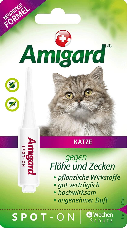 Amigard Spot-on Katze