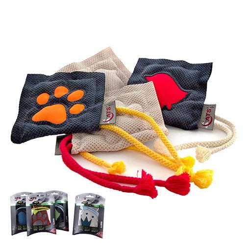 4cats Motivkissen Premium mit Catnip, farblich sortiert
