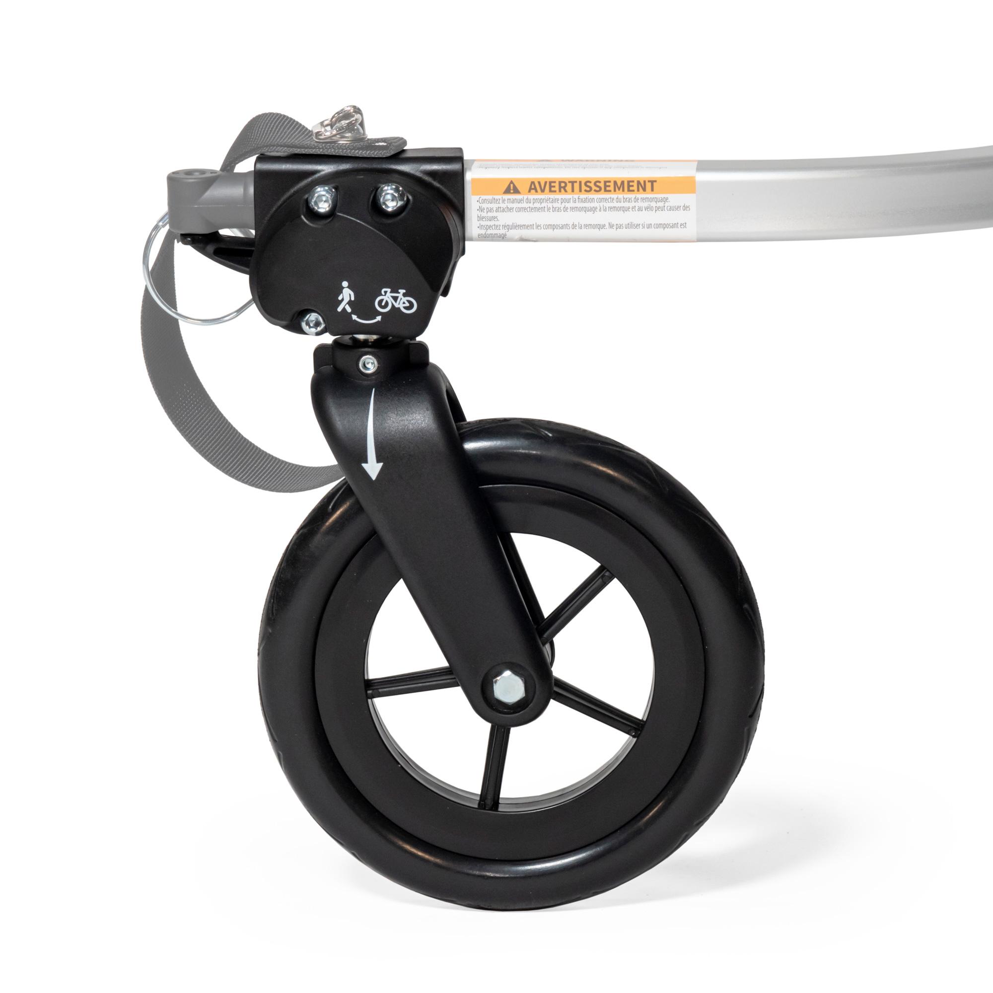 Burley One-Wheel Stroller Kit für Tail Wagon