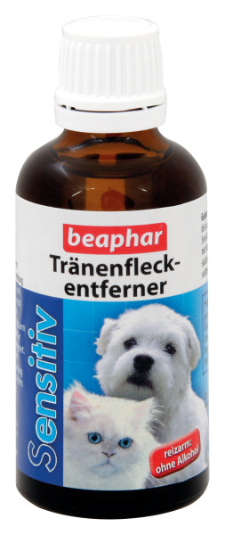 Beaphar Sensitiv Tränenfleckentferner 50ml