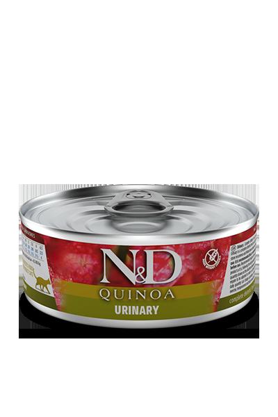 Farmina N&D Quinoa - funktionelle Ernährung für Katzen - 80g