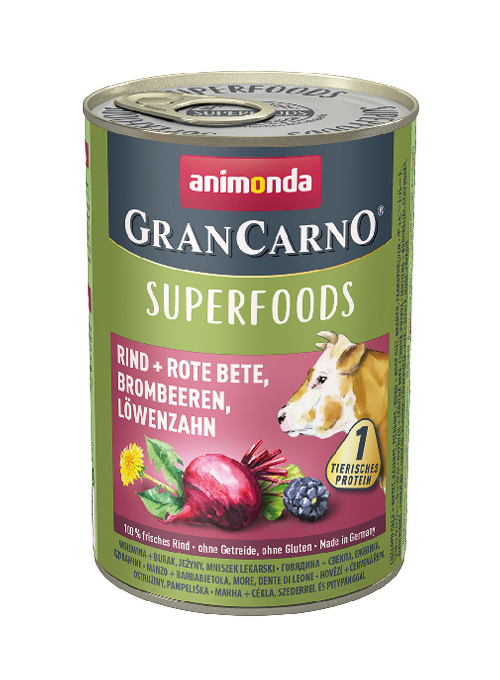 Animonda GranCarno Superfoods