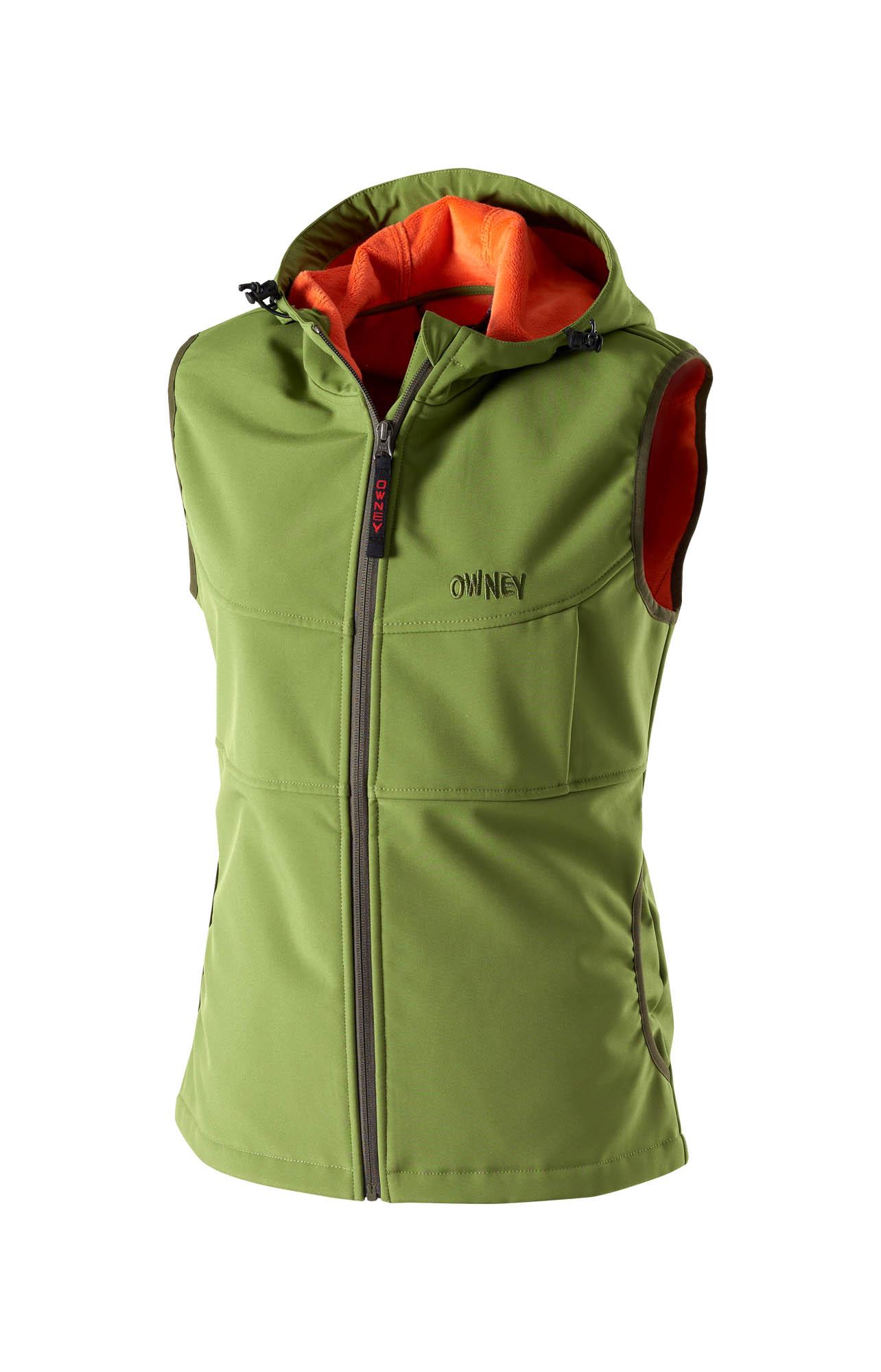 Owney Yunga Women Softshell Vest