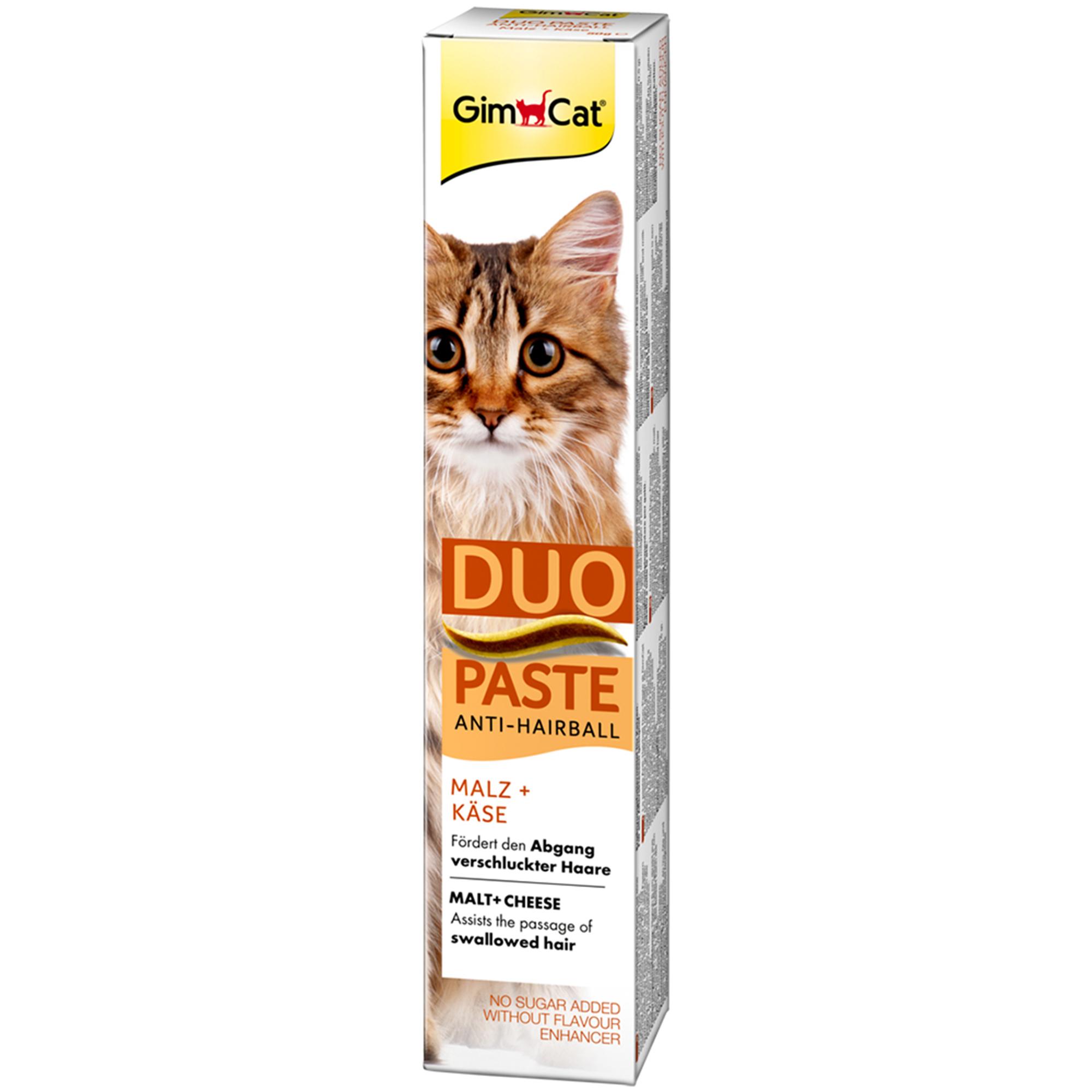 GimCat Anti-Hairball Duo-Paste