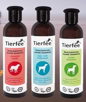 Tierfee Ökologisches Hunde-Shampoo 250ml