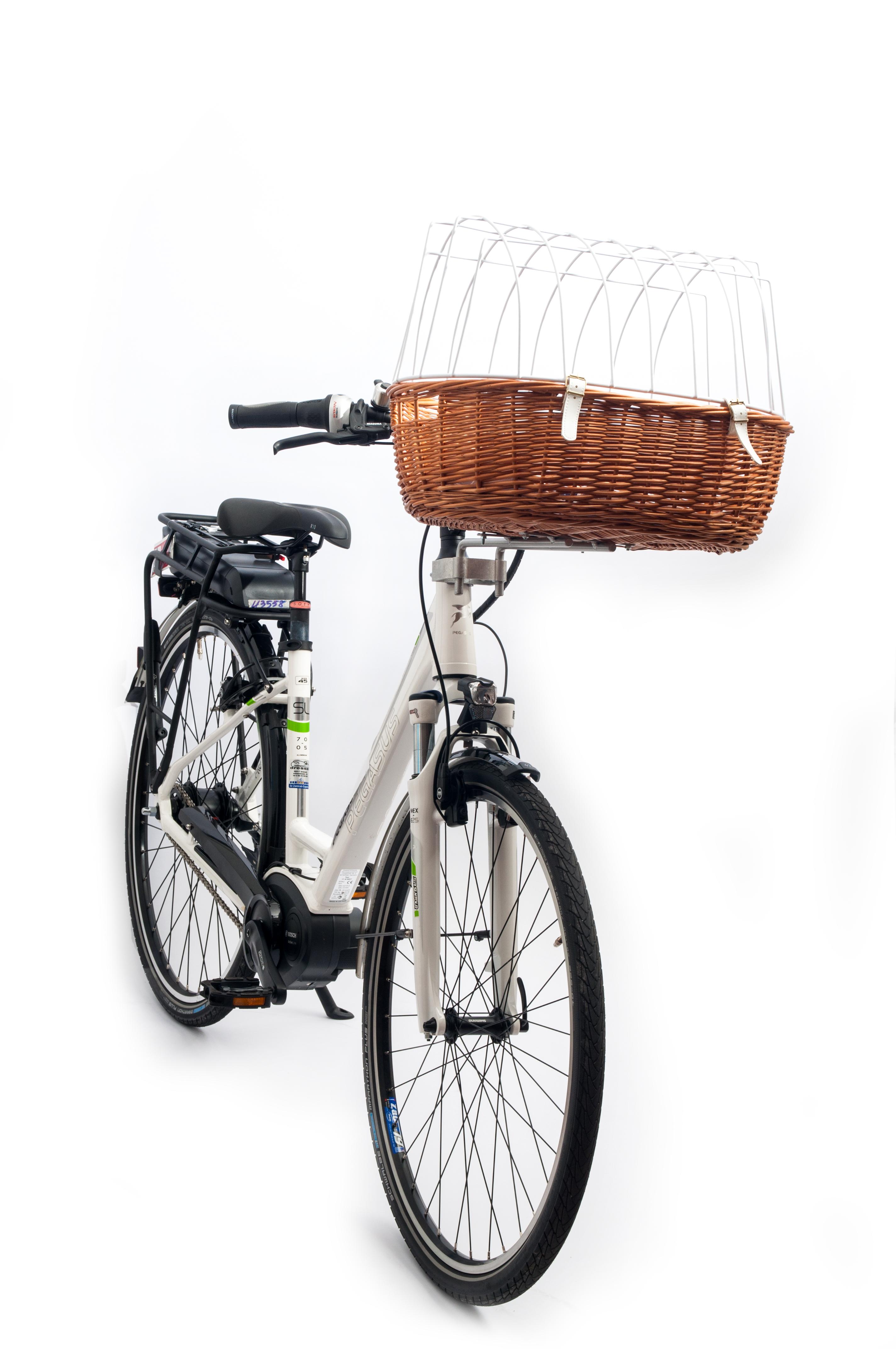 Aumüller Fahrradkorb Standard komplett