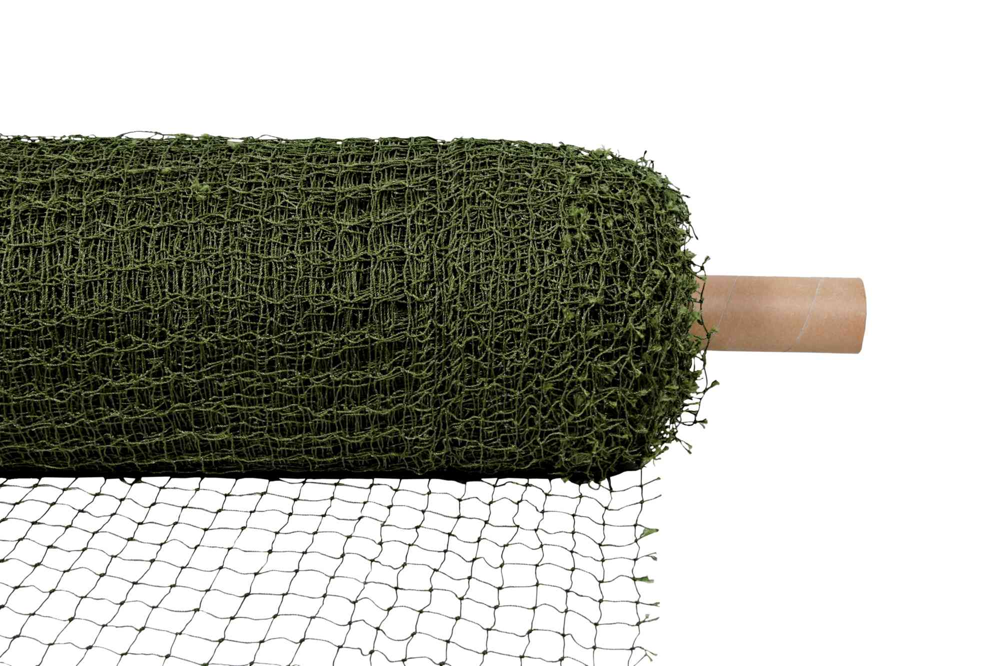 Trixie Schutznetz von Rolle, drahtverstärkt 1 × 2 m, olivgrün