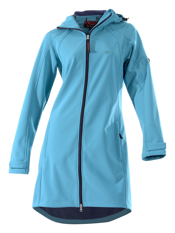 Owney City Hiker Softshell Coat