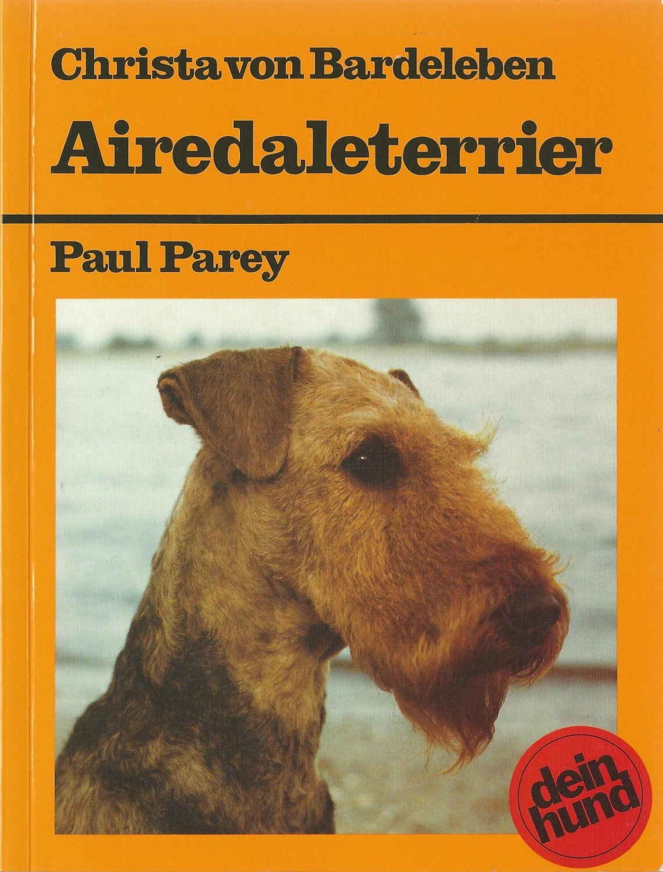 Airedale Terrier [Christa v. Bardeleben]