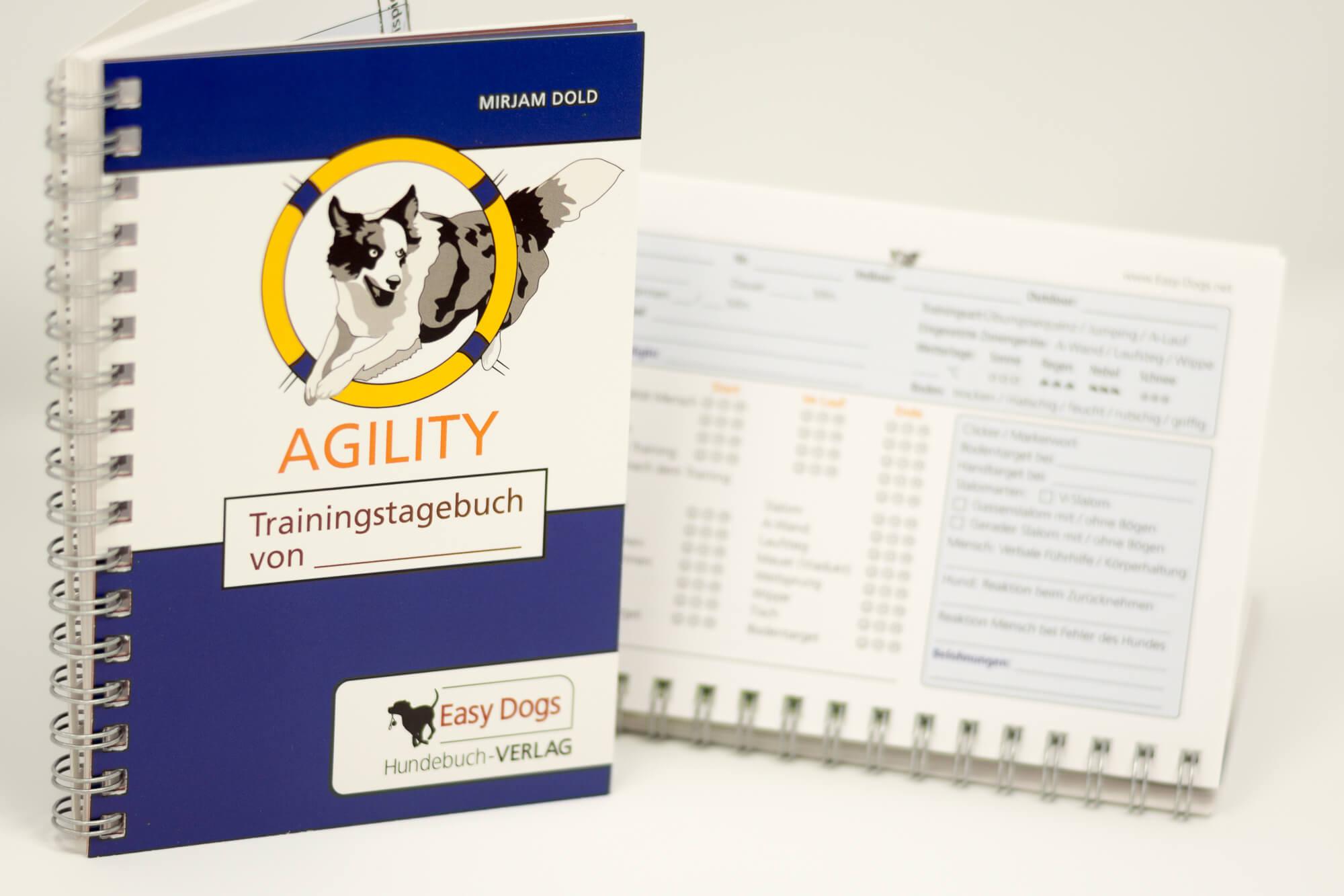 Easy Dogs Trainingstagebuch Agility [Mirjam Dold]