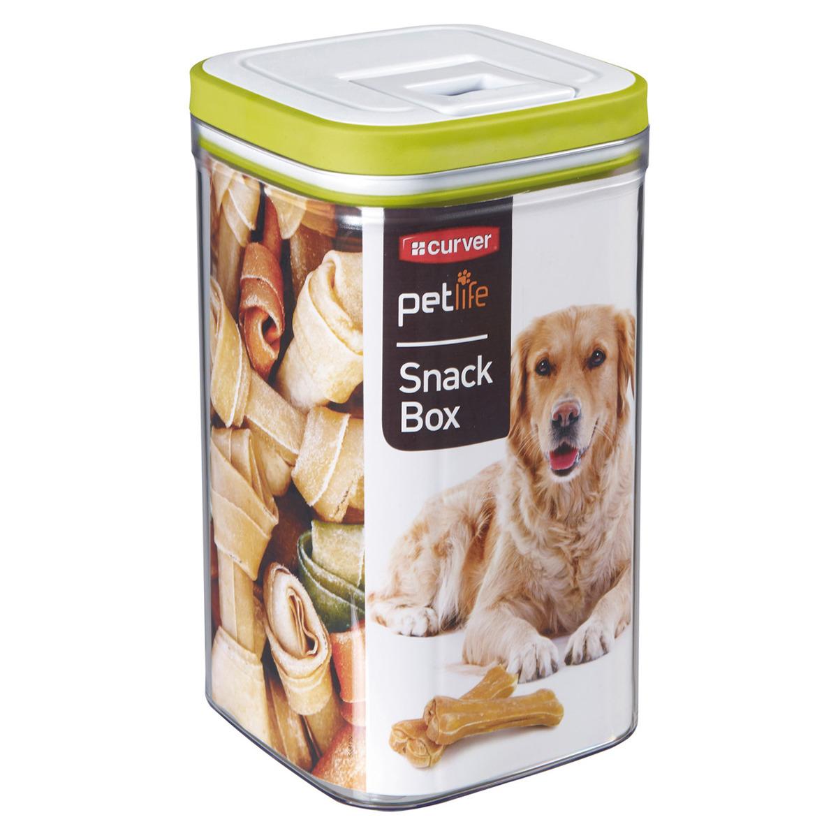 Curver Snackbox Hund