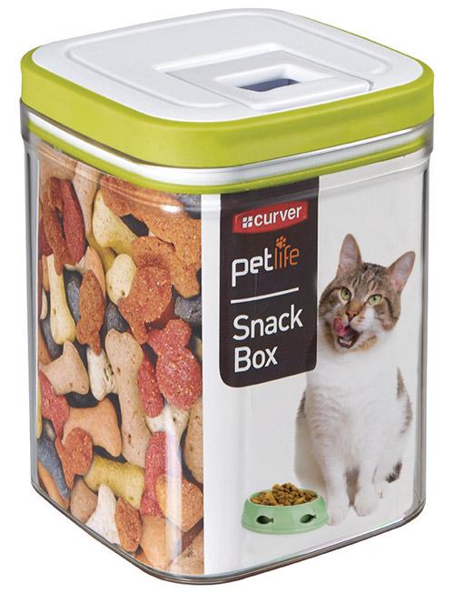 Curver Snackbox Katze