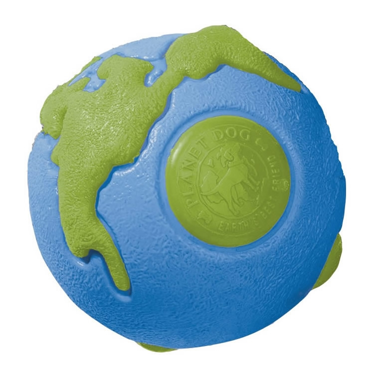 Planet Dog - Orbee-Tuff Orbee Ball - Blue/Green -