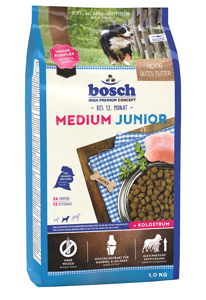 Bosch High Premium Medium Junior