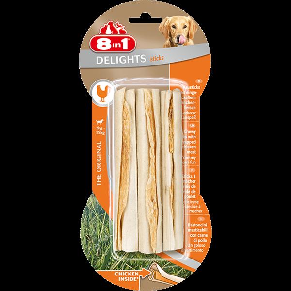 8in1 Delights Sticks 3 Stück