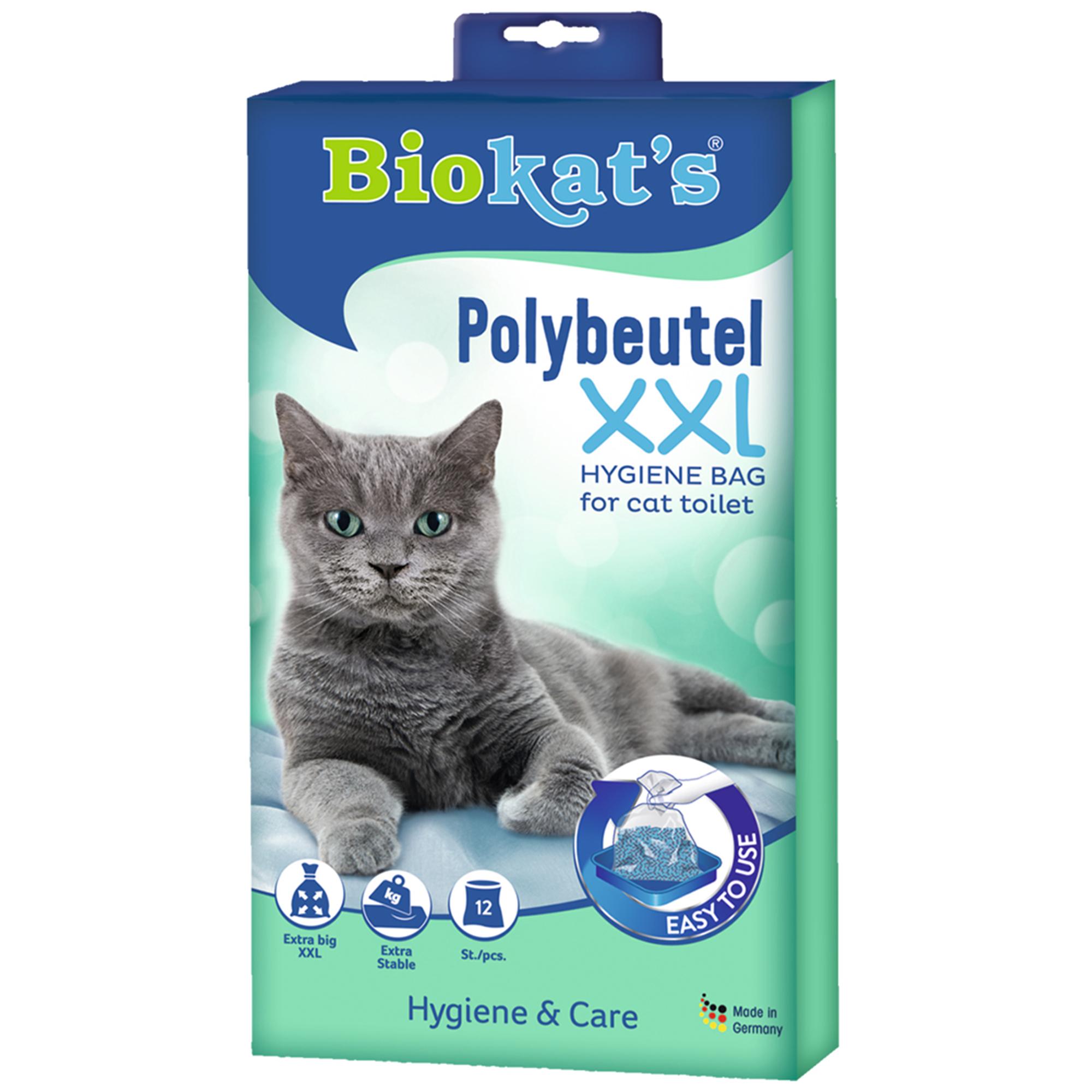 Biokat's Polybeutel XXL 12 St.
