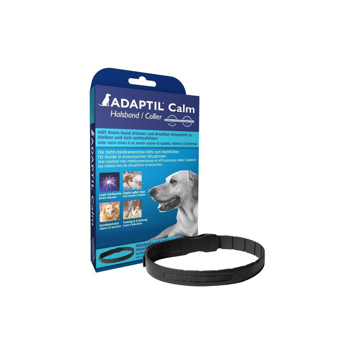 Ceva Dog Adaptil Halsband für große Hunde