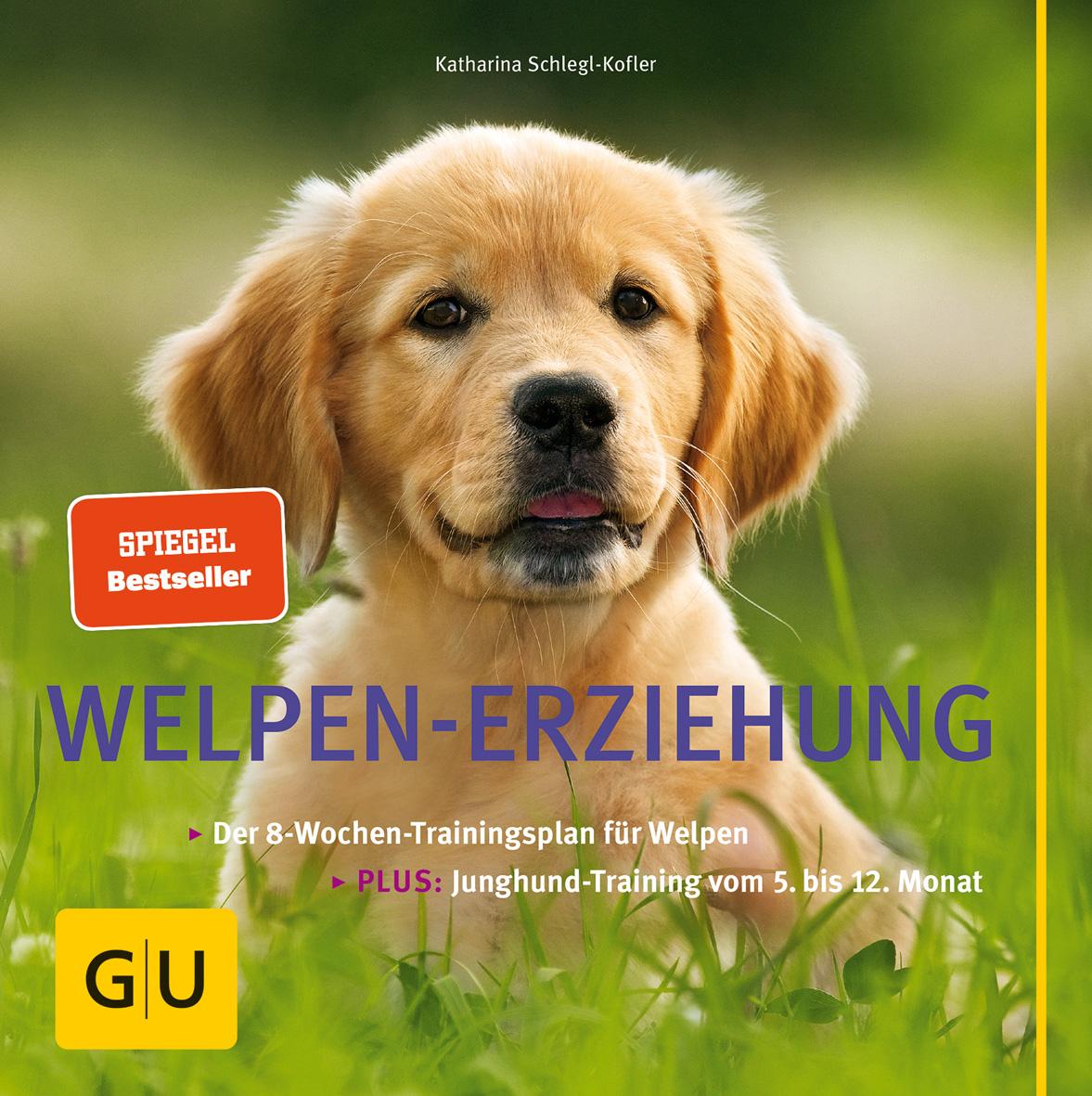 GU - Welpen-Erziehung [Katharina Schlegl-Kofler]