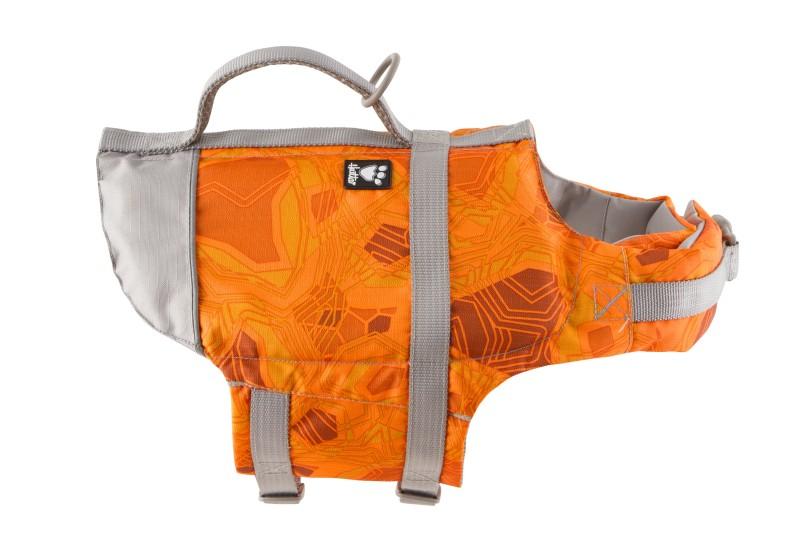 Hurtta Life Savior Schwimmweste, orange
