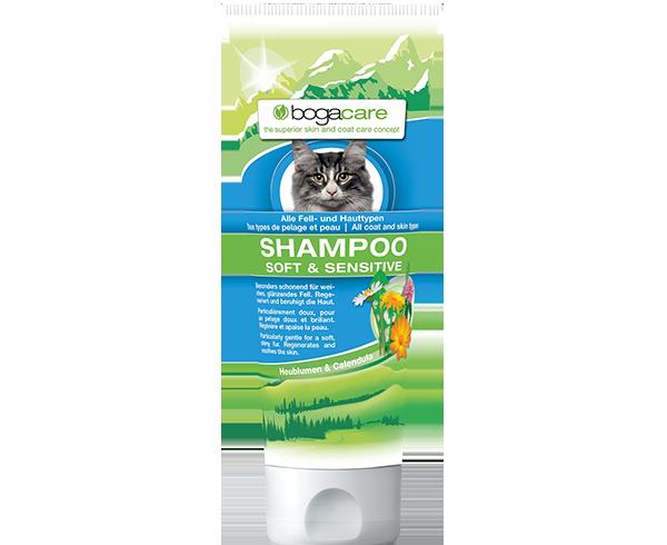 Bogacare Shampoo Soft & Sensitive KATZE 250ml