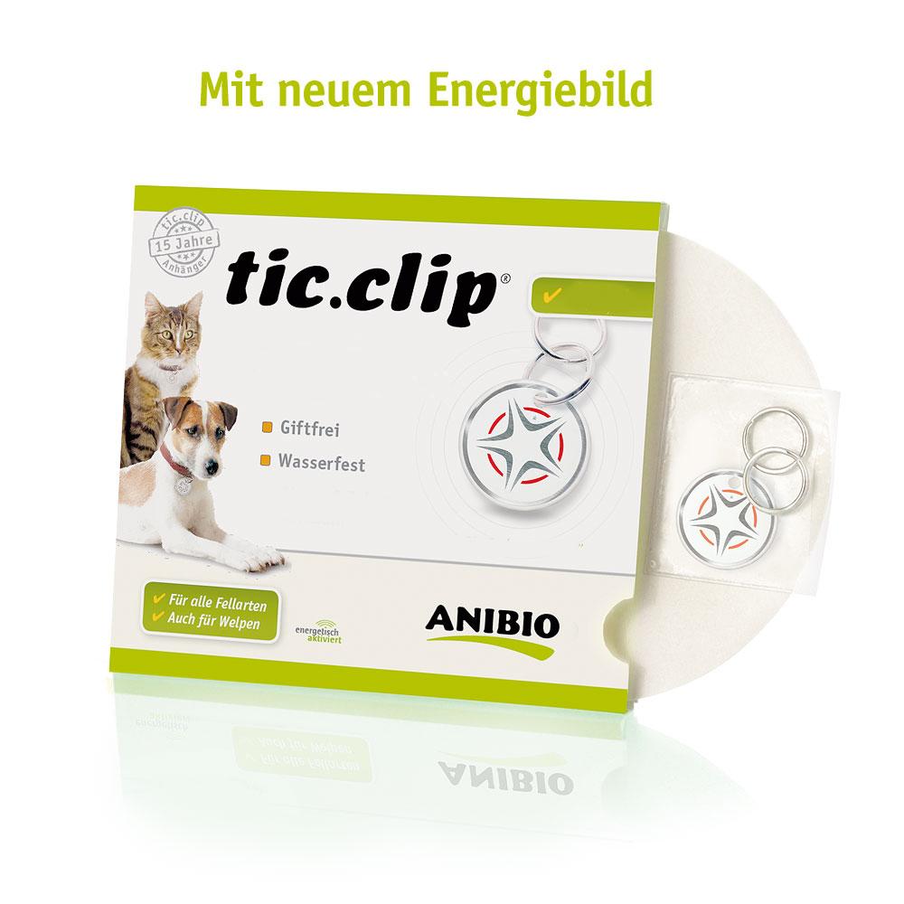 Anibio tic-clip Anhänger