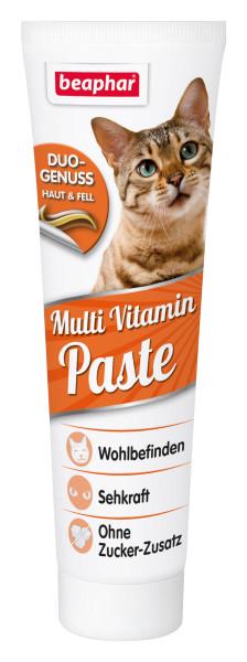 Beaphar Multi-Vitamin-Paste Katze 100g