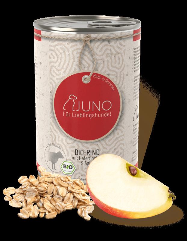 Juno Bio-Hundenahrung
