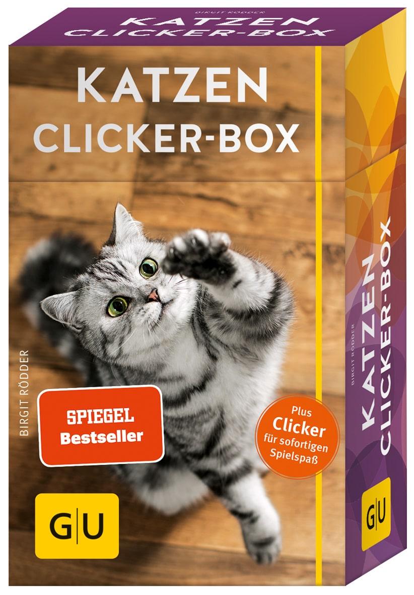 GU - Katzen-Clicker-Box [Birgit Rödder]