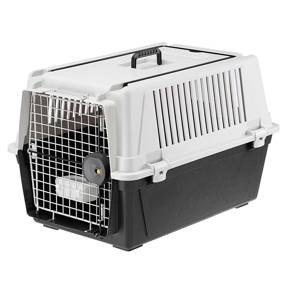 Ferplast Hunde-Transportbox Atlas - grau