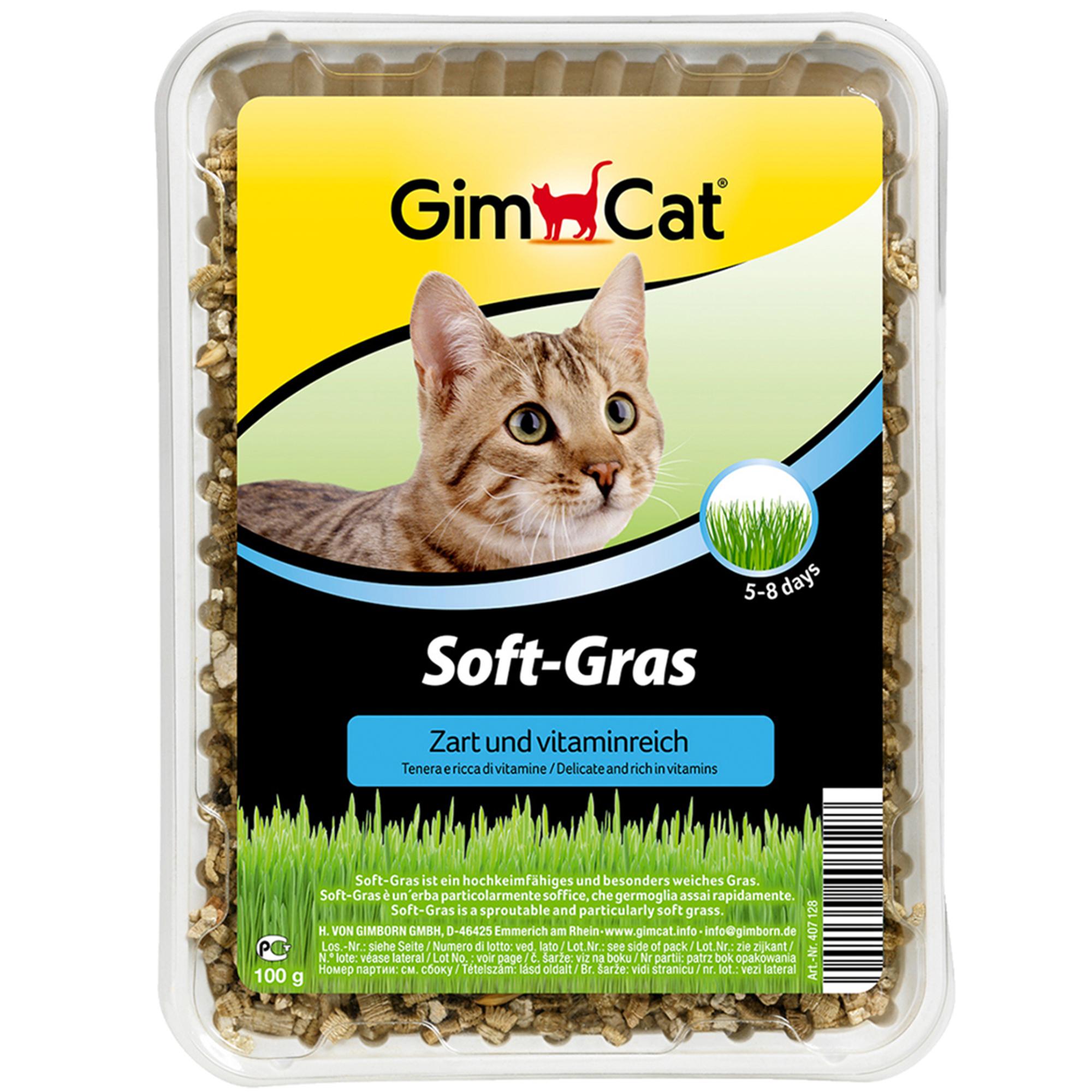 GimCat Soft-Gras 100g