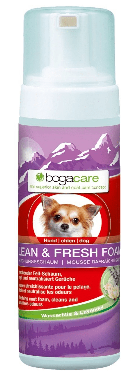 Bogacare Clean & Fresh Foam Hund 150ml
