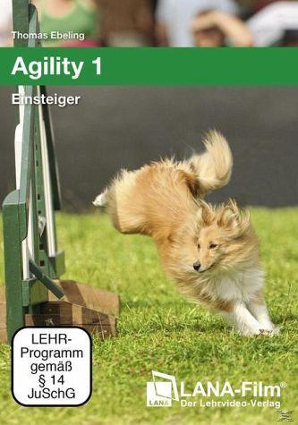 Agility 1 - Einsteiger [DVD] [Ebeling]