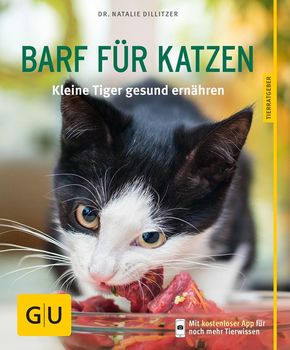 GU - BARF für Katzen [Nathalie Dillitzer]