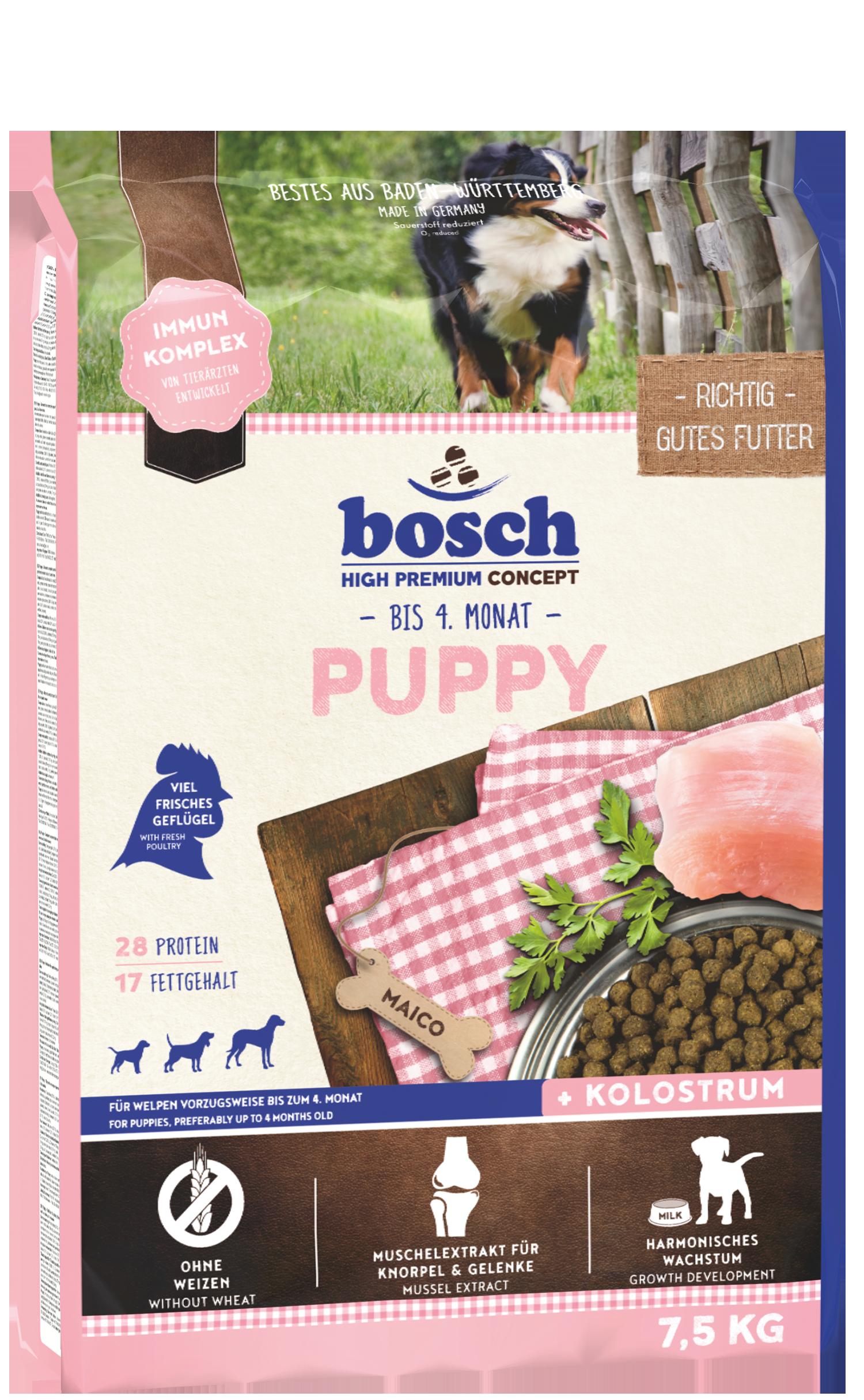 Bosch High Premium Puppy 7,5kg