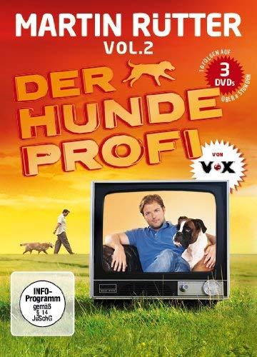 Der Hundeprofi Vol.2 [3 DVDs] [Martin Rütter]