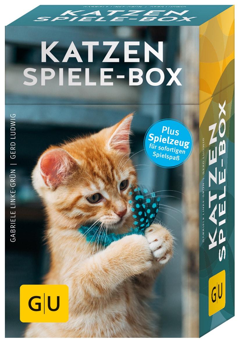 GU - Katzen-Spiele-Box [Gabriele Linke-Grün]