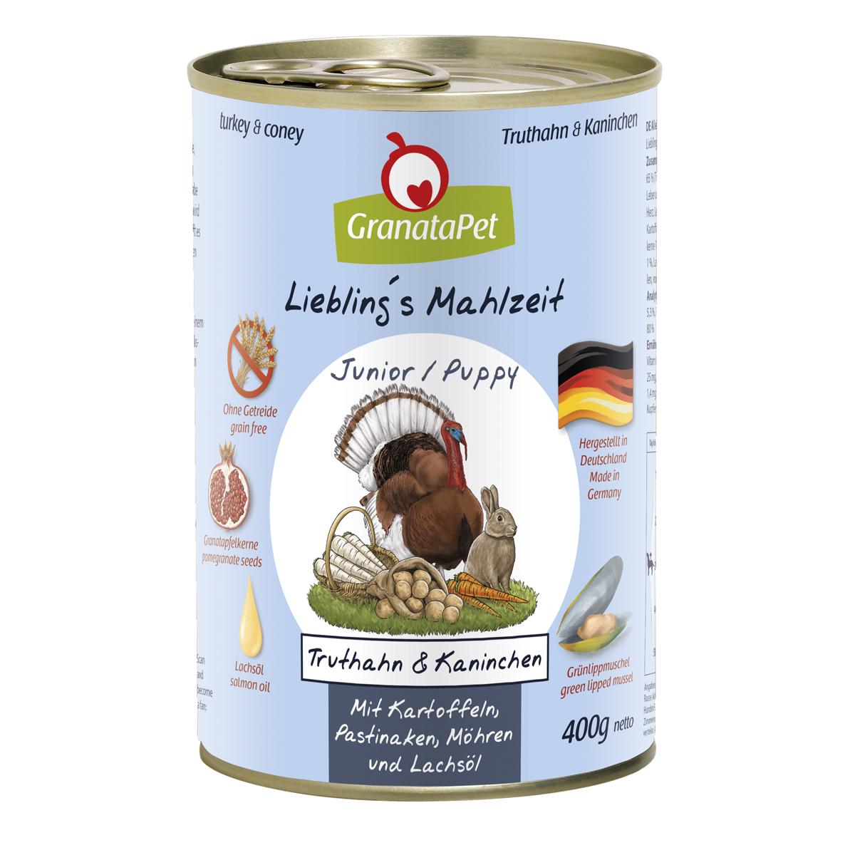 GranataPet Liebling's Mahlzeit Puppy