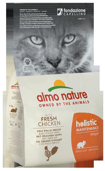 Almo Nature PFC Holistic Dry