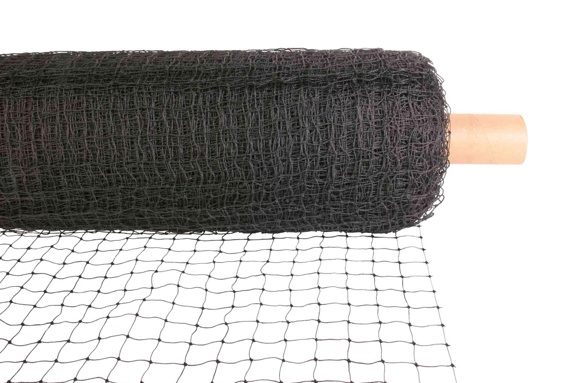 Trixie Schutznetz von der Rolle 1 × 2 m, schwarz