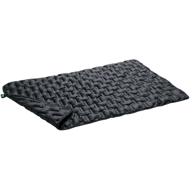 Hunter Hundedecke Monaco schwarz 100x70cm schwarz