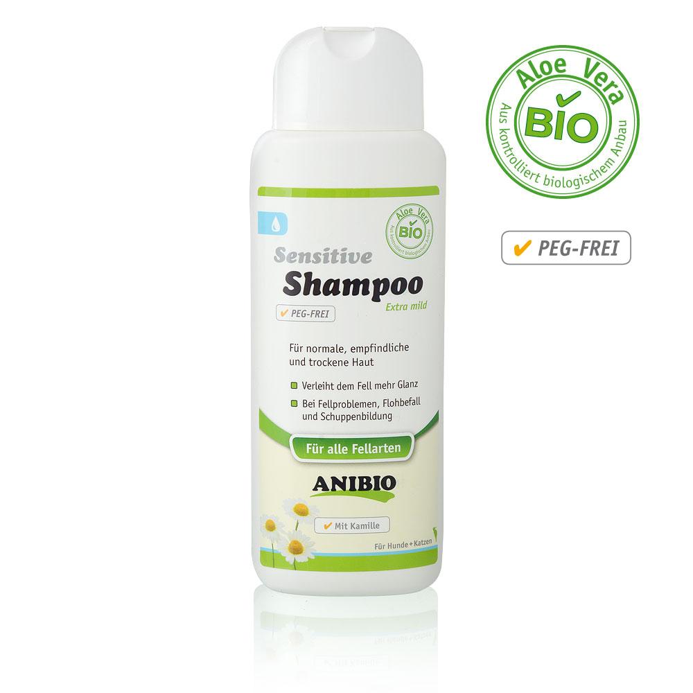Anibio Sensitive Shampoo 50ml