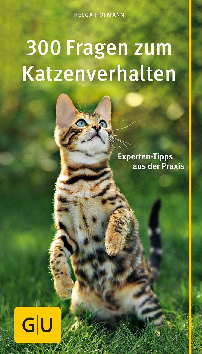 GU - 300 Fragen zum Katzenverhalten [Helga Hofmann]