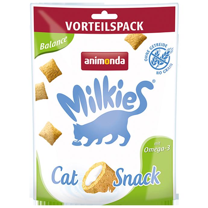 Animonda Katze Snack Milkies Vorteilspack 120g