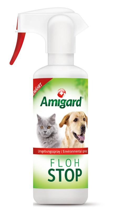 Amigard Floh-Stop Umgebungsspray 250ml