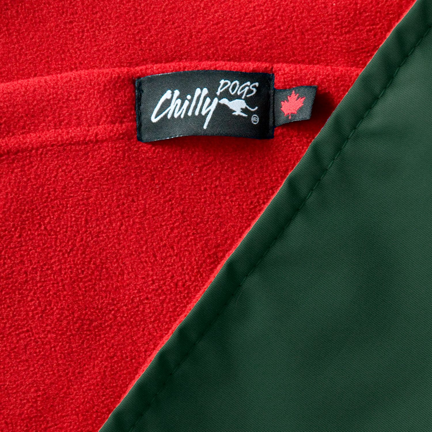 Chilly Dogs Reversible Alpine Blanket