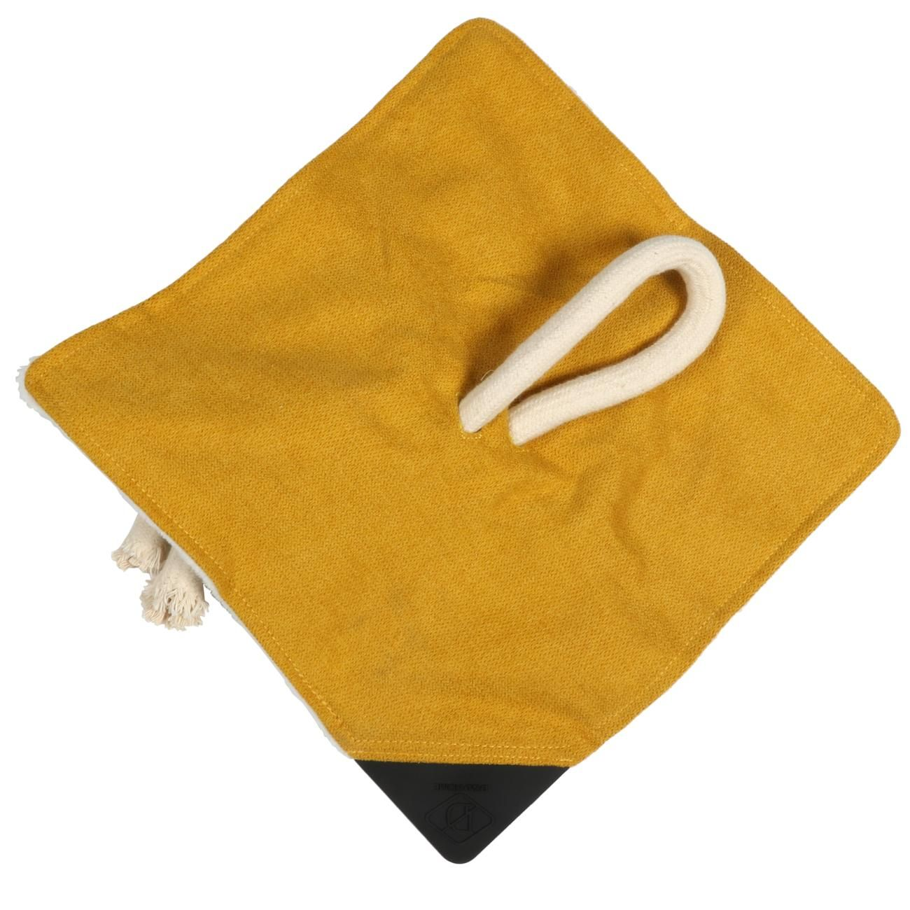 ebi D&D Home Toy Snoozi - 30x30x5cm - Chenille Yellow